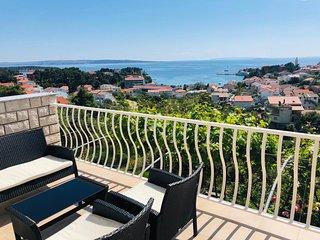 Apartments & Pension Ljubica Padovan - Apartments mit Panoramablick