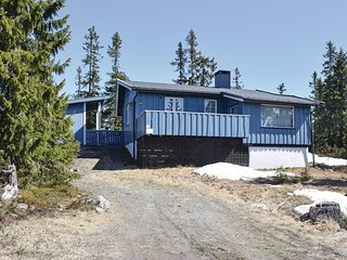 Stunning home in Sjusjoen w/ 3 Bedrooms