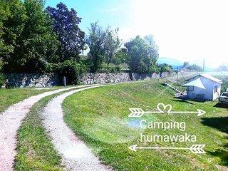 Mobil home - Camping humawaka
