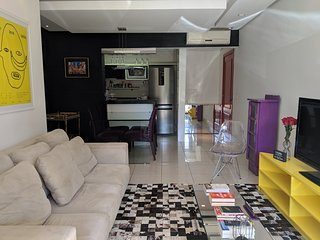 Apartment close to Parcão and Padre Chagas