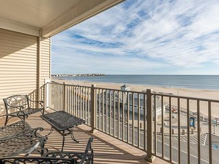 Oceanfront million dollar view! New to the market, several weeks left to choose!