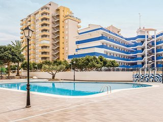 Nice apartment in Oropesa del Mar w/ Outdoor swimming pool, WiFi and Outdoor swi