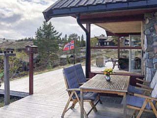 Awesome home in Nissedal w/ Sauna and 3 Bedrooms (N35331)