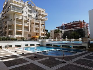 Apartment located in Novelty Building in the tourist center of Salou