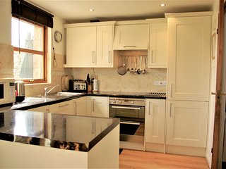 Modern luxury kitchen with everything you need for great cooking.