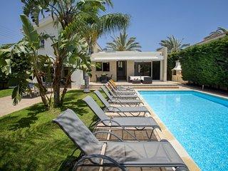 5 Star Private Villa, Perivolia, Larnaca Villa 0