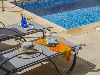 How to Rent Your Own Private Luxury Villa with Private Pool in Paralimni, Villa