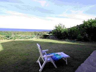 Luminosa casa vacanza con bellissima vista mare, WiFi, 3 cam. + 2 bagni (6-7 p.)