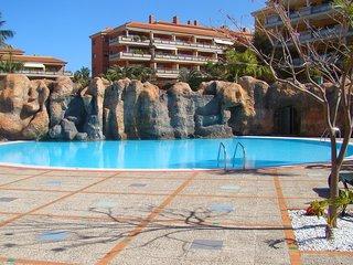 Luminoso, tranquilo  y confortable apartamento en el norte de Tenerife.