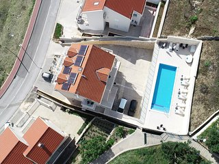 Villa Samba - Two-Bedroom Apartment with Terrace and Sea View - A4+2