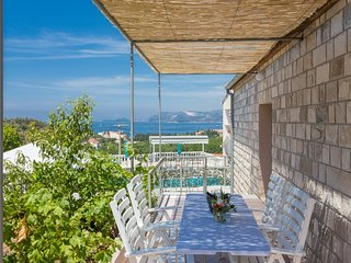 Apartments Oleander Sea View - Three Bedroom Apartment with Terrace and Sea