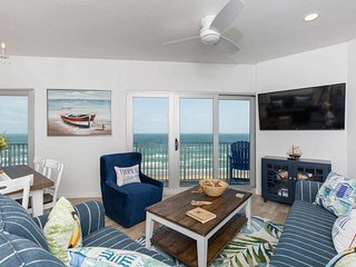 Aquarius 001 - Penthouse, Newly Renovated and Refurnished, Panoramic Ocean