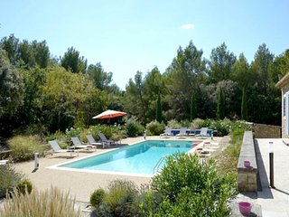 Location avec piscine provence