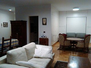 Newly Renovated Apartment at the heart of prestigious Parco Maraini, Lugano (CH)