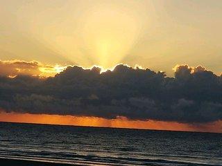 Heaven never felt any closer than on the beach in Wildwood Crest, NJ
