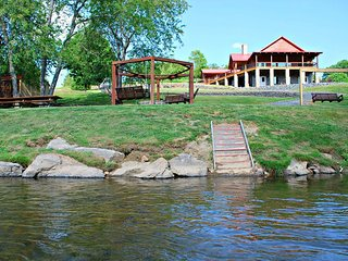 New River Retreat- Lodge & Events - West Jefferson NC