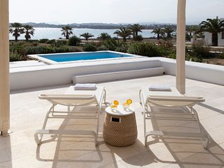 SAND Sea View Villa 1 with pool at the beach | The SAND Collection Villas