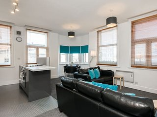 Trendy 1 Bed Apt.near Bold Street-Walk Everywhere!