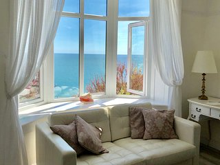 Ocean View Holiday Cottage in Ventnor