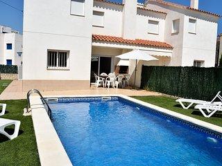 Villa Llobeta Frente Al Mar