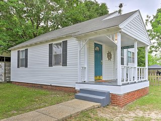 NEW! Gulfport Home w/ Deck & Grill, Walk to Beach!