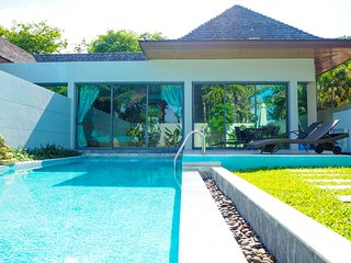 COCO1-2 bedroom private pool villa