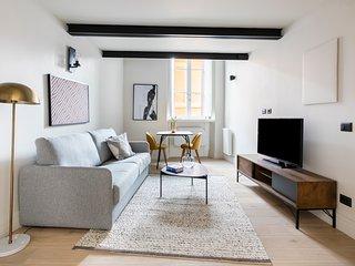 Sonder | Orto Botanico | Spacious 1BR + Sleep Sofa