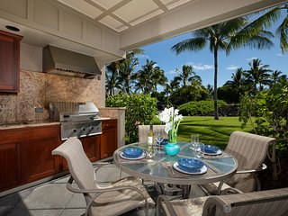 Mauna Lani Golf Villas Q2 - Beautiful Garden View Condo - Close to Pool/Spa