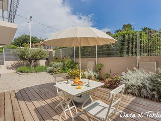 Pretty 1 bedroom with garden - Dodo et Tartine