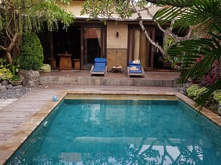 Tranquil Setting in Central Sanur