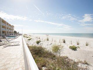 Perfect Beachfront Condo