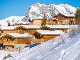 Chalet Duplex de montagne a 50m des pistes | Acces Piscine couverte + Sauna !
