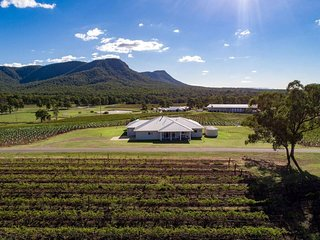 The Gate House at Leogate Estate Wines - Pokolbin Hunter Valley