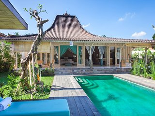 '75% OFF' Luxury 2 Br Villa Mana Sari with salted private pool.