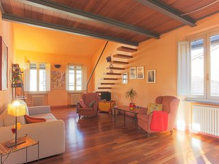La Fratta Splendid Attic with 2 bathrooms and View