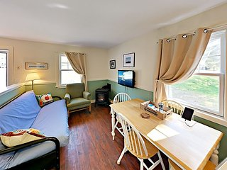 Cute 2BR Cottage on the Grounds of Boothbay Craft Brewery