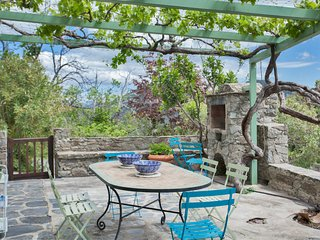 Beautiful stone house in the village of Poggio-di-Nazza
