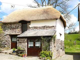Anstey Mills Thatched Cottage