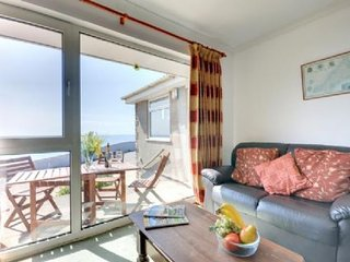 Thanckes Lodge - Gorgeous bungalow with stunning sea views