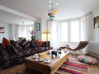 Vista Marina - Penthouse, Criccieth