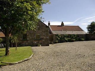 Cuddy's Croft, Chatton, Northumberland.