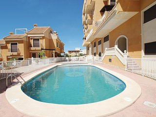 Amazing apartment in Santa Pola w/ Outdoor swimming pool, Outdoor swimming pool
