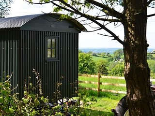 one house shepherd hut