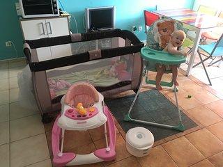 Casa Brava 2 - Toddler/Family friendly 2 bedroom apartment ground floor