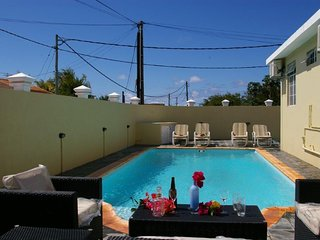 Cozy villa Moulin Rouge  with a pool in Grand Baie