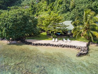 Beach Villa Wallis - Robinson's Cove