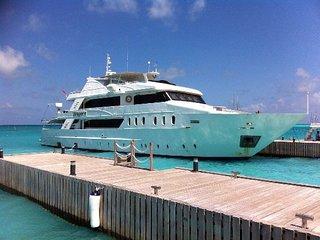 Cruise vakantie op Hagern Jacht in Malediven