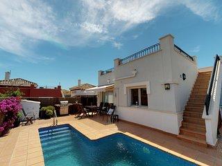 Casa Roma - A Murcia Holiday Rentals Property