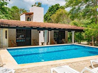 Hacienda tipica Mexicana
