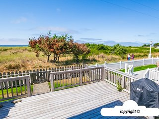 1645 S Promenade - ONCE UPON A TIDE: - Ocean Front On The Prom + Pet Friendly